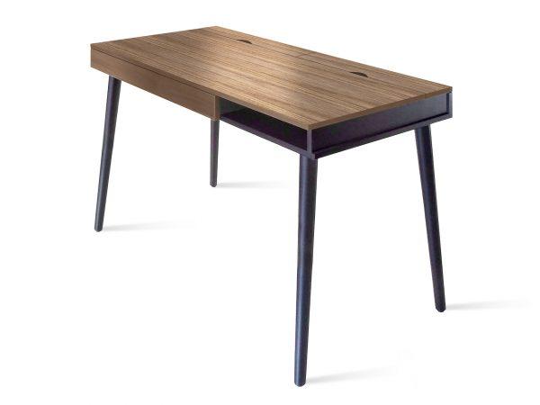Escritorio Record, escritorio para home office, escritorio de madera, escritorio para casa, escritorio contemporáneo, escritorio sencillo, escritorio pequeño, muebles para home office
