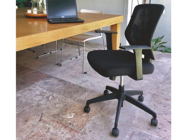 Silla Wind de Offiho, silla para home office, sillería de home office, silla con respaldo en malla, silla con respaldo en mesh, silla para oficina, silla de oficina, silla operativa