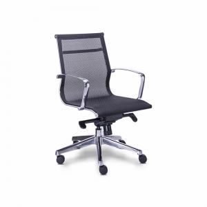 Silla RE-1761 de Requiez, silla para home office, sillería de home office, silla tapizada en mesh, silla tapizada en malla, silla para oficina, silla de oficina