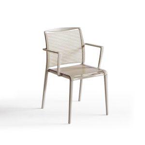 Silla Avenica de Labenze, sillas italianas, sillas para cocina, mobiliario para cocina, muebles para hogar, muebles para proyectos comerciales y residenciales, sillas para jardín, sillas para terrazas, sillas para restaurantes, muebles para restaurantes, sillas para exterior