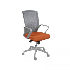 Silla 140 KL, sillas para oficina, sillería para oficina, sillas operativas, sillas tapizadas en malla, sillería operativa, sillería tapizada en malla, sillas cómodas, sillas ergonómicas, sillas para home office, sillería para home office