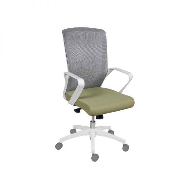Silla 140 KL, sillas para oficina, sillería para oficina, sillas operativas, sillas tapizadas en malla, sillería operativa, sillería tapizada en malla, sillas cómodas, sillas ergonómicas, sillas para home office, sillería para home office