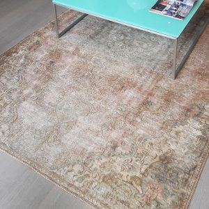 Tapete Parisa, tapetes persa, tapetes con técnica vintage, tapetes para sala, tapetes para comedor, accesorios para hogar