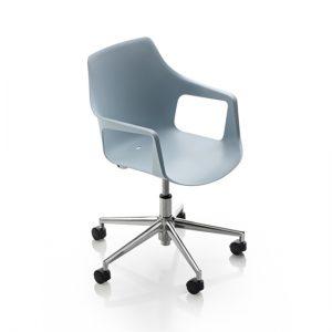Silla Vesper 2 SW de COLOS, sillas para oficina, sillería para oficina, sillas para Home Office, sillería para Home Office, sillas de polipropileno