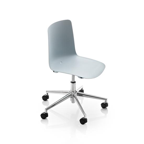 Silla Vesper 1 SW de COLOS, sillas para oficina, sillería para oficina, sillas para Home Office, sillería para Home Office, sillas de polipropileno