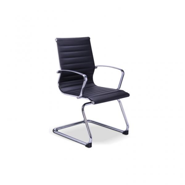 Silla RE-1755, sillas para oficina, sillería para oficina, sillas para visita, sillas tapizadas en eco-leather, sillería para visitas, sillería tapizada en eco-leather, sillas cómodas, sillas ergonómicas