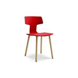 Silla Split de Colos, sillas italianas, muebles para hogar, muebles para proyectos comerciales y residenciales, sillas para casa, sillas para cafeterías