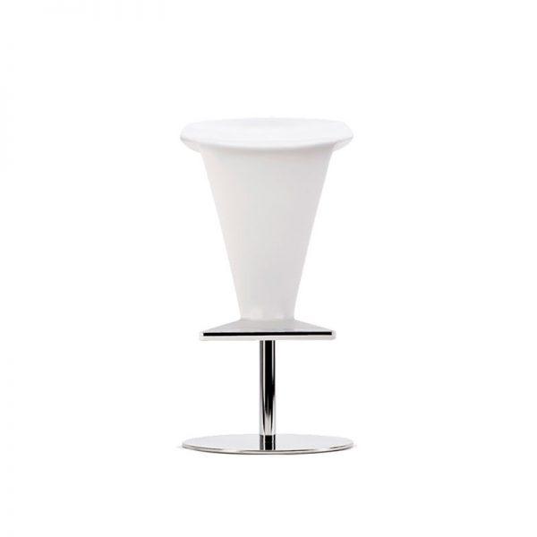 Banco Zed de Infiniti Design, Bancos italianos, banco alto para bar, banco alto para cocina, mobiliario para cocina, mobiliario para bar, muebles para proyectos comerciales y residenciales