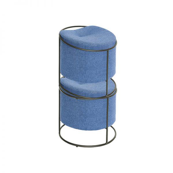 Pouf Budi, Puf Budi, sillas de espera, sillería de espera, bancos para sala, muebles para sala, mobiliario para sala, mobiliario para casa, muebles para casa, mobiliario para áreas de espera