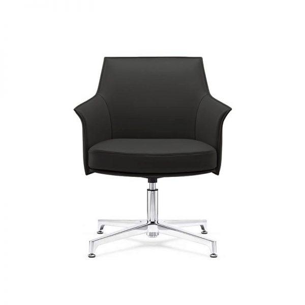 Silla Dream V, sillas para oficina, sillería para oficina, sillas para visita, sillas tapizadas en piel, sillería para visitas, sillería tapizada en piel, sillas cómodas, sillas ergonómicas