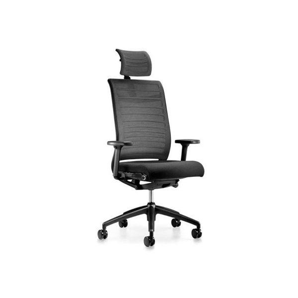 Silla Hero 275H de Interstuhl, sillas para oficina, sillería para oficina, sillas ejecutivas, sillas tapizadas en malla, sillería ejecutiva, sillería tapizada en malla, sillas con certificación para oficinas, sillería con certificación para oficinas, sillas cómodas, sillas ergonómicas, sillas de Interstuhl