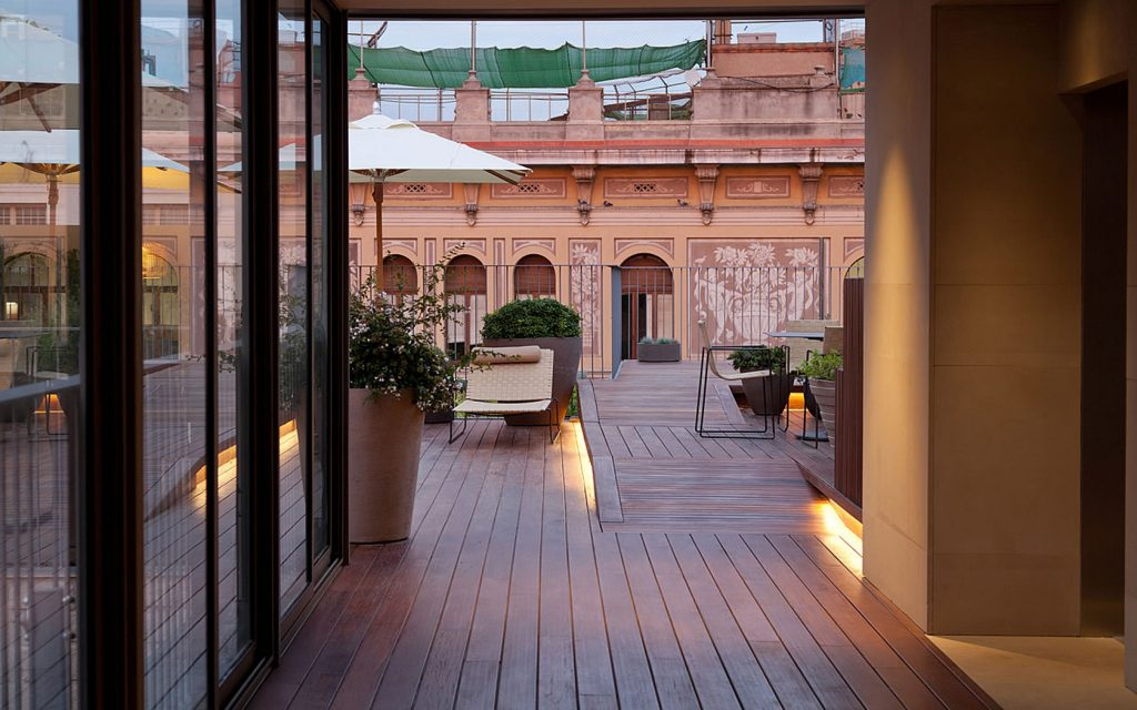 Mercer Hoteles - Andreu World 4